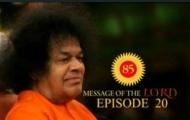 #20 - Il Messaggio del Signore