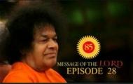 #28 - Il Messaggio del Signore
