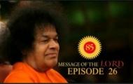 #26 - Il Messaggio del Signore
